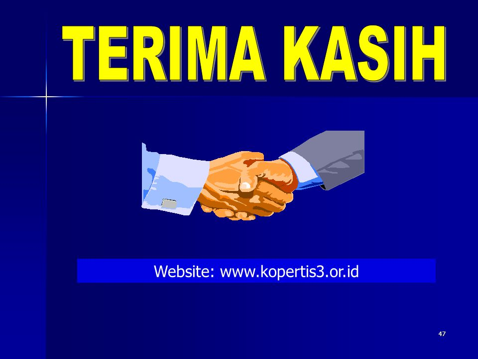 Website: www.kopertis3.or.id