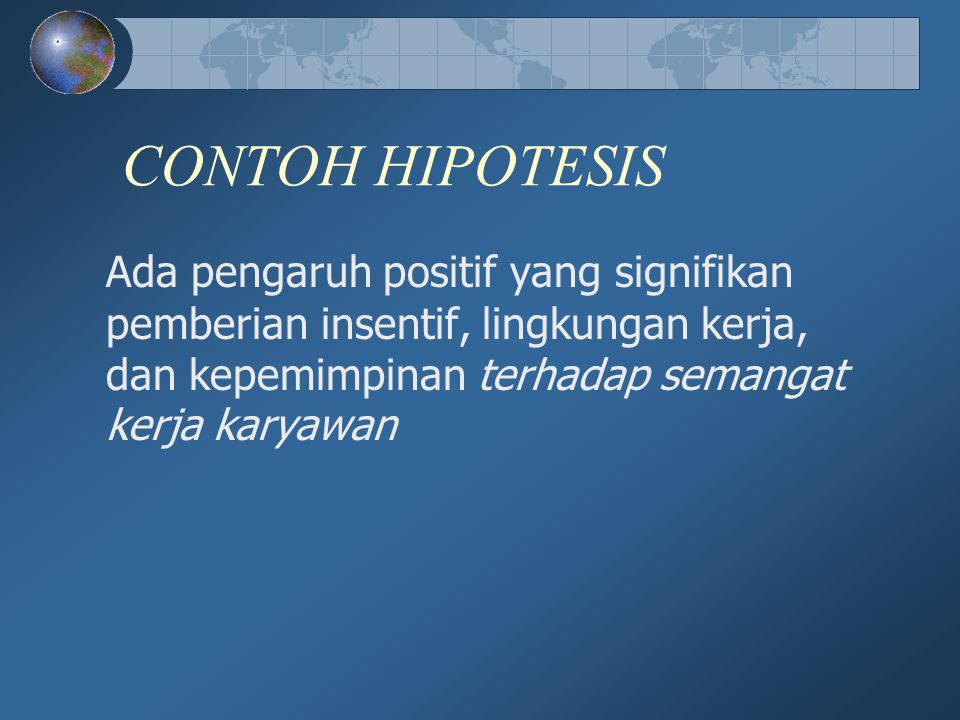 Hipotesis This Presentation Is A Basic Overview Of Research As It