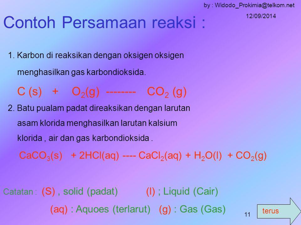 Rumus Kimia Tatanama Dan Persamaan Reaksi Ppt Download