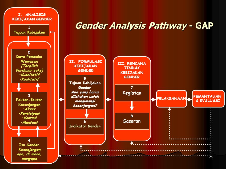 Gender Analysis Pathway - GAP