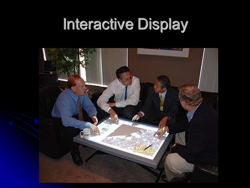 Interactive Display