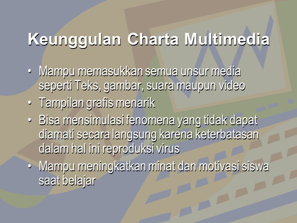 Keunggulan Charta Multimedia