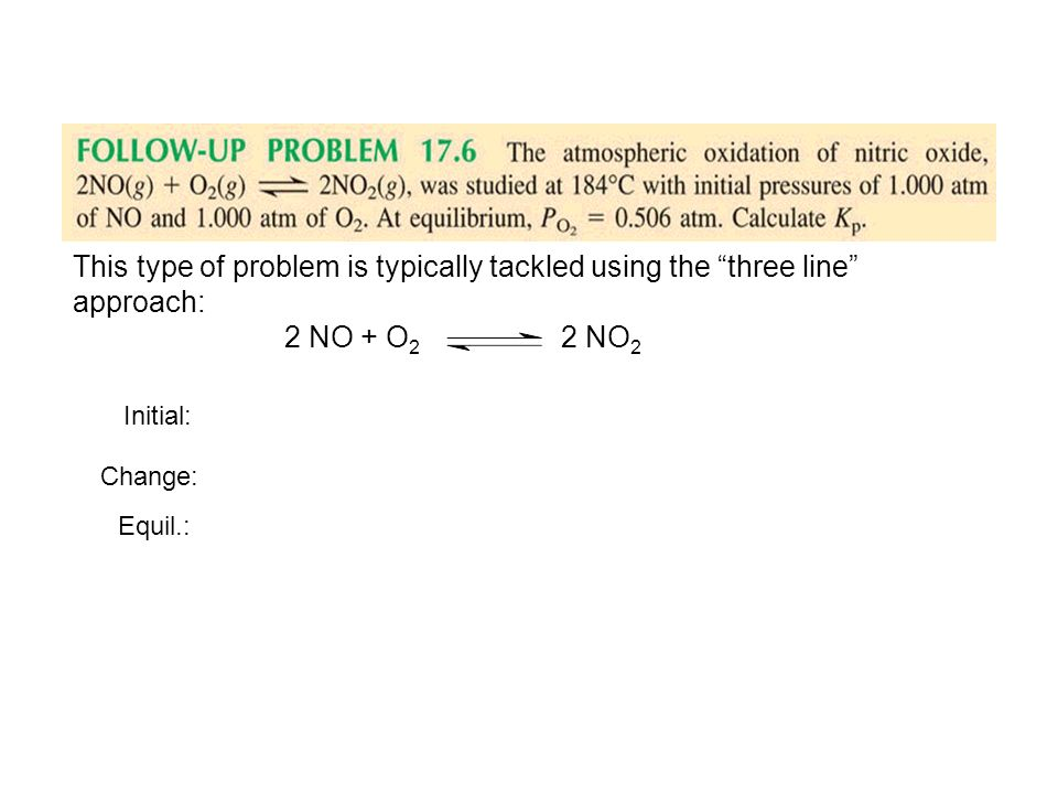 This type of problem is typically tackled using the three line approach: