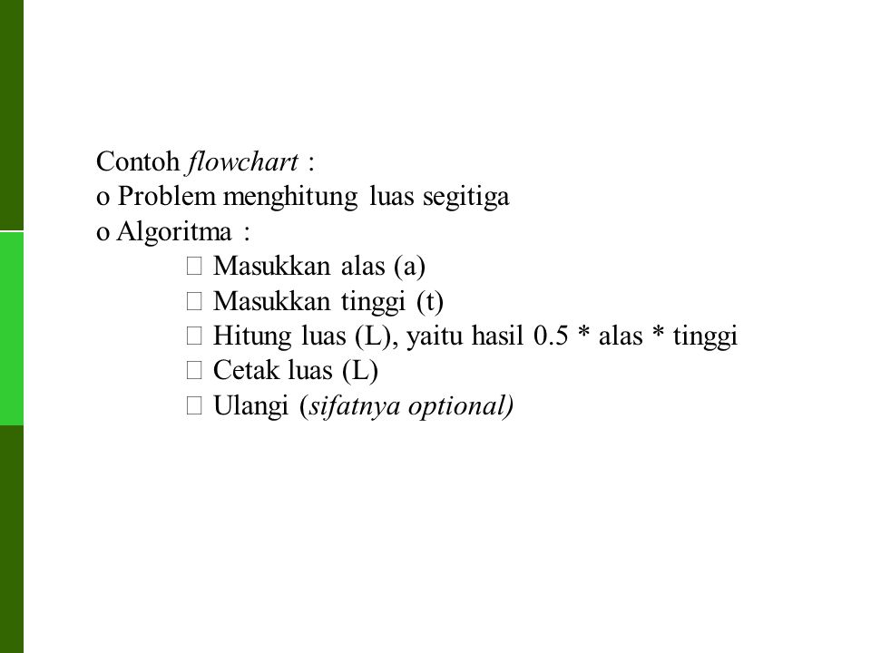 Logika Algoritma Pemrograman Ppt Download