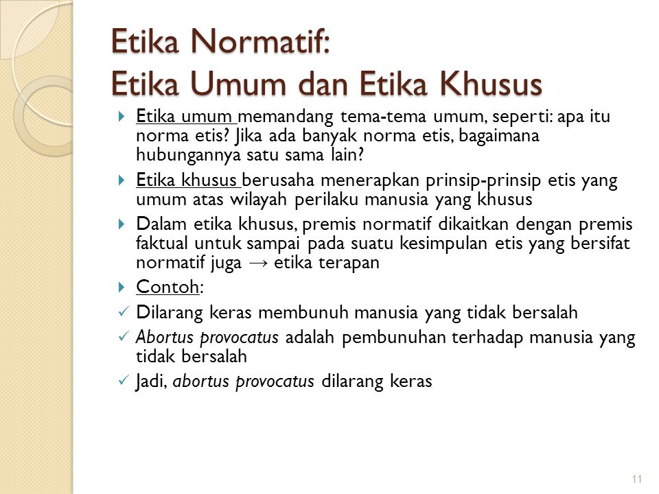 Apakah Etika Itu Ppt Download