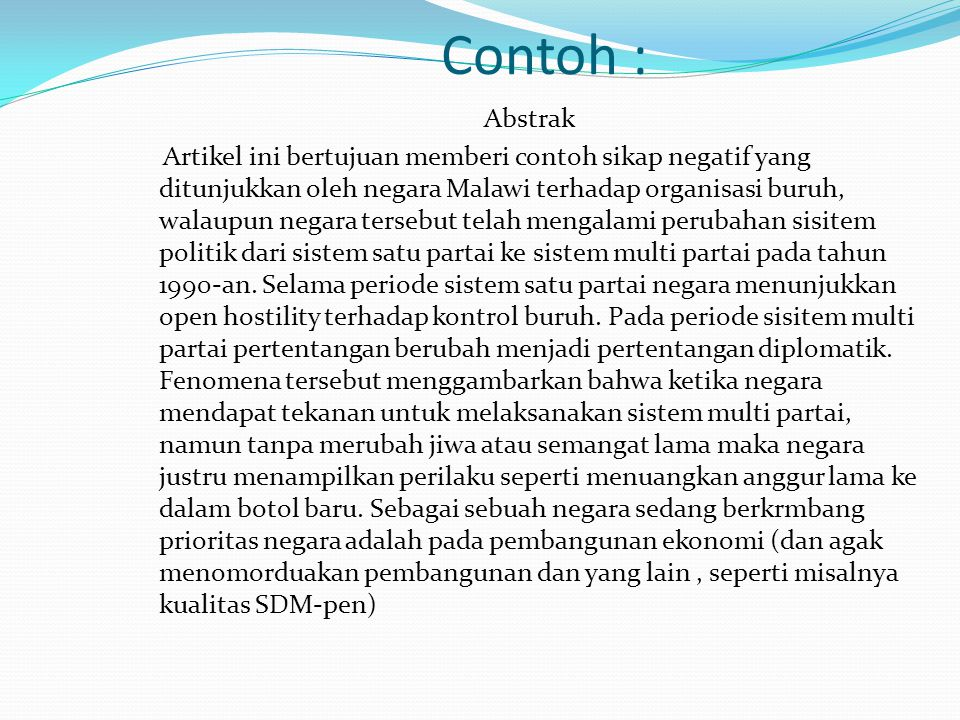 Isi Dan Format Artikel Ilmiah Ppt Download