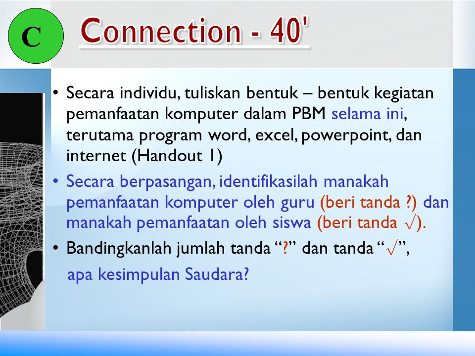 C Connection - 40