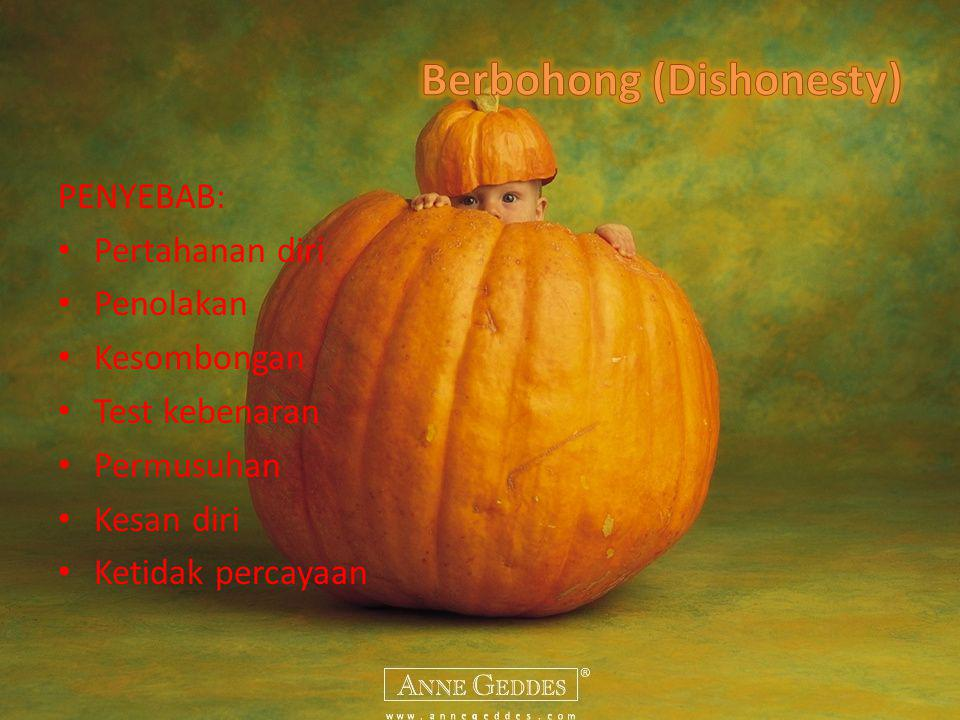 Berbohong (Dishonesty)