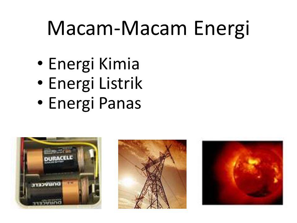85 Gambar Bentuk Energi Paling Hist