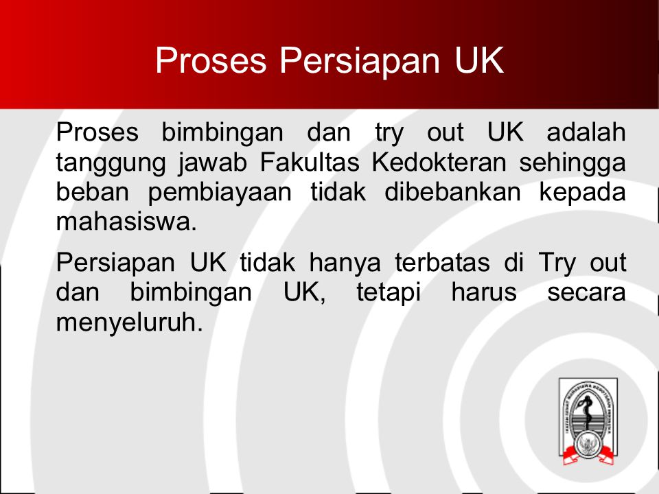 Proses Persiapan UK