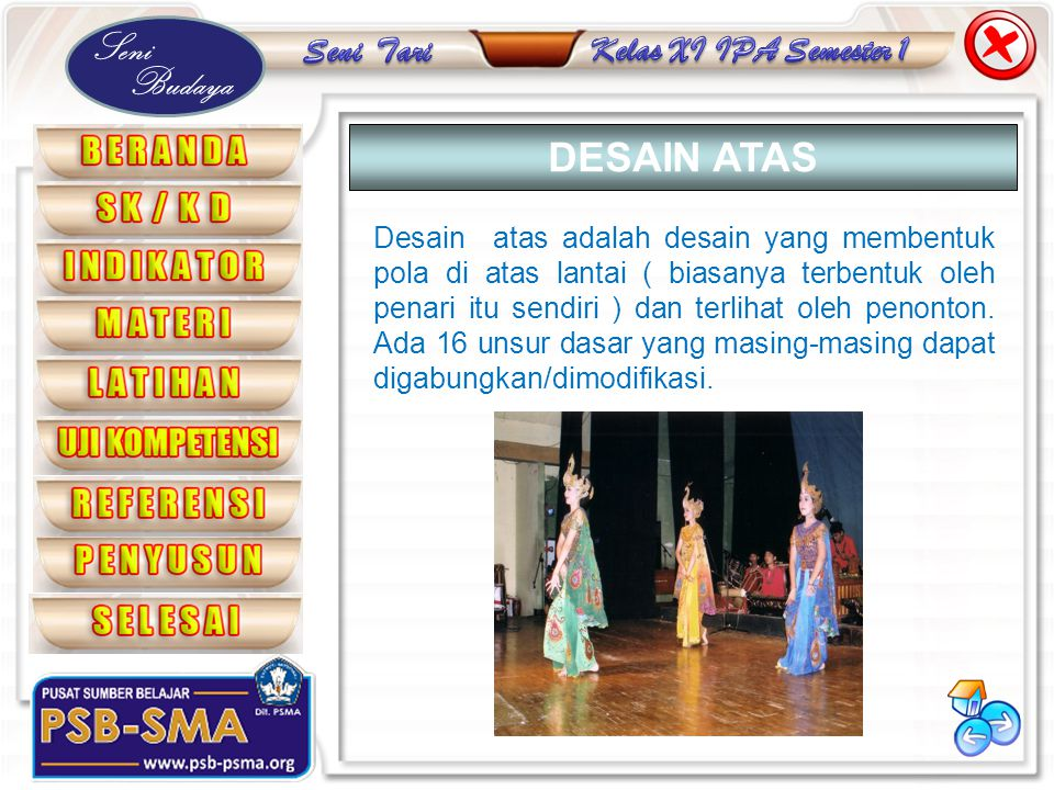 Seni Tari Kelas Xii Ipsbhs Ppt Download
