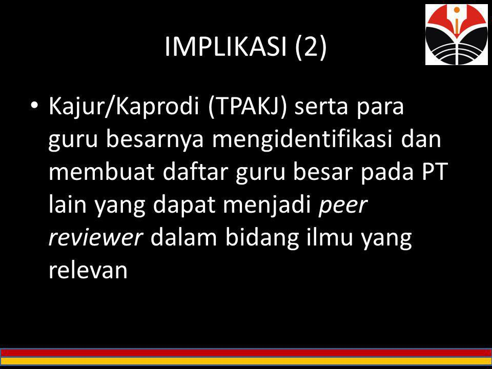 IMPLIKASI (2)