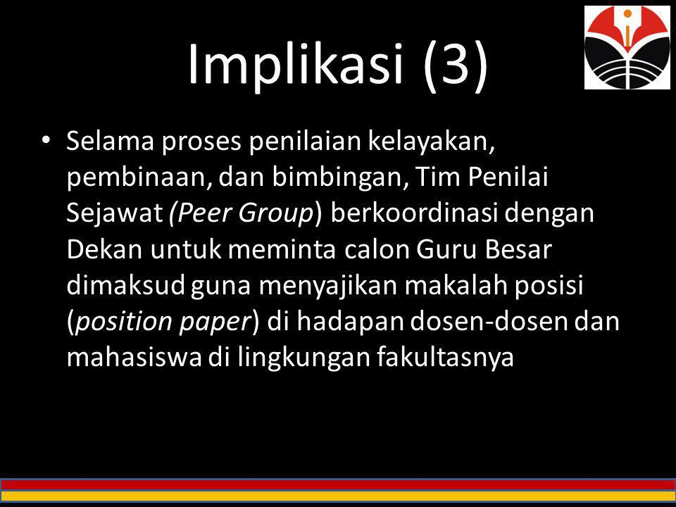 Implikasi (3)