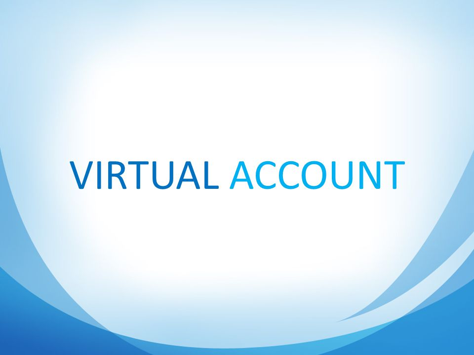 VIRTUAL ACCOUNT