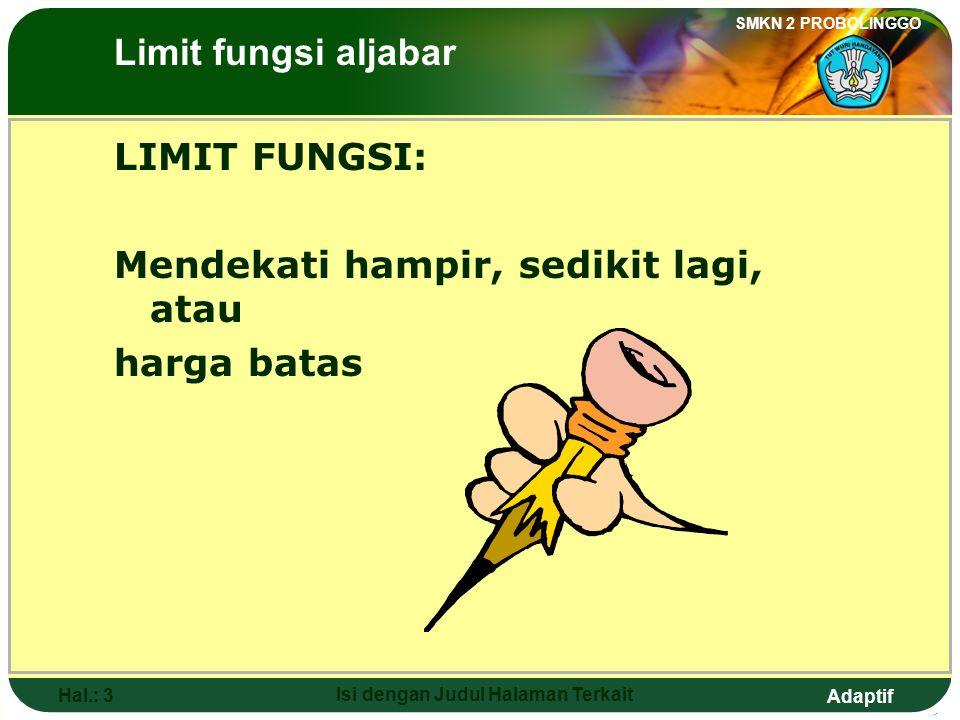 Ppt limit fungsi powerpoint presentation id:5526795.