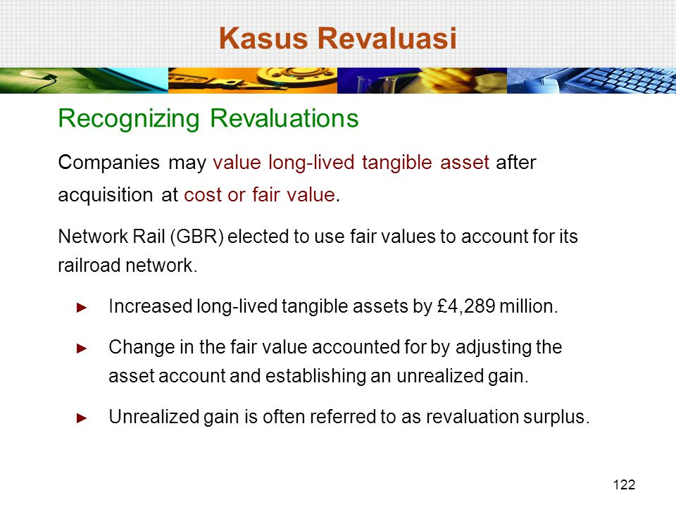 Kasus Revaluasi Recognizing Revaluations