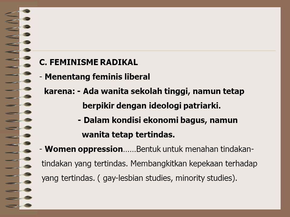 FEMINISME RADIKAL EBOOK DOWNLOAD