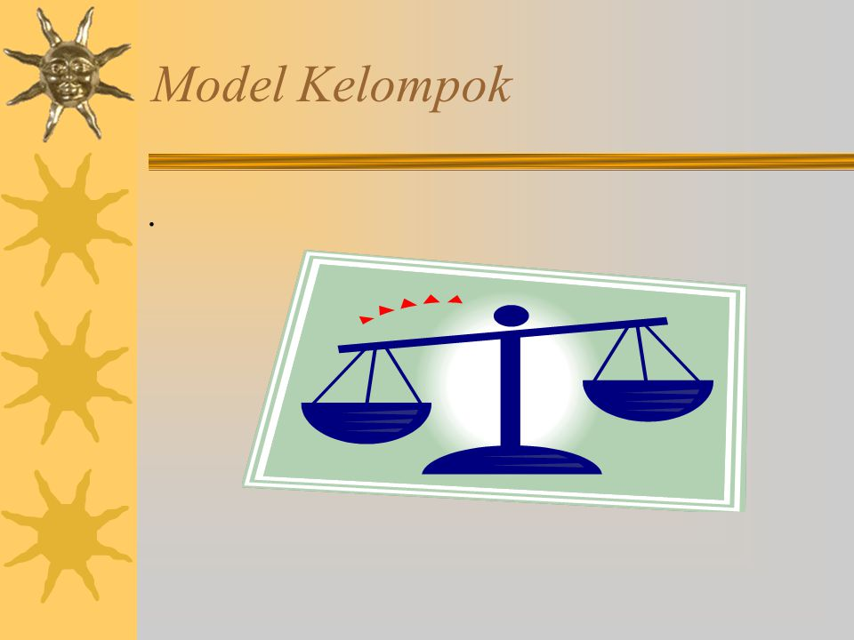 Model Kelompok .