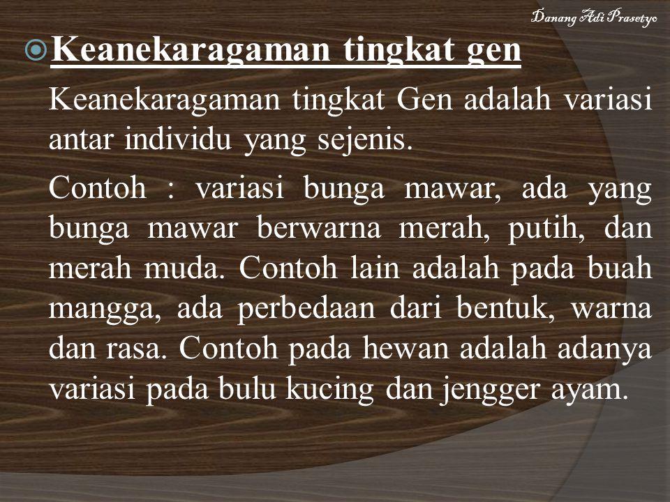 Danang Adi Prasetyo Makhluk Hidup Ppt Download