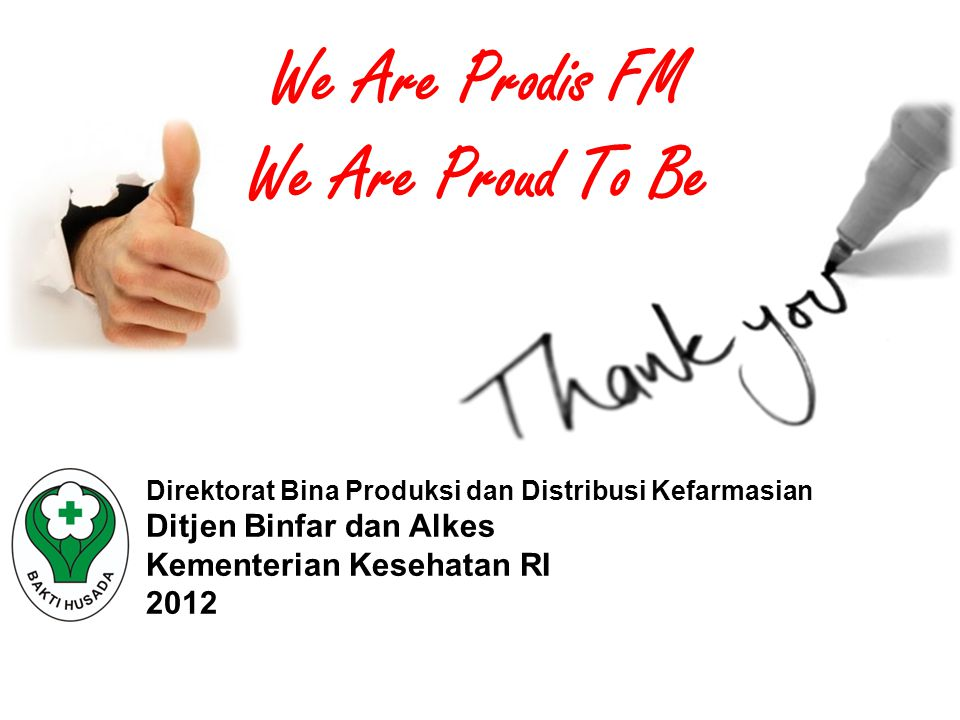 We Are Prodis FM We Are Proud To Be