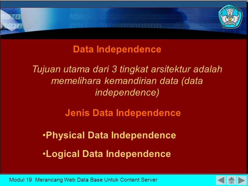 Physical Data Independence
