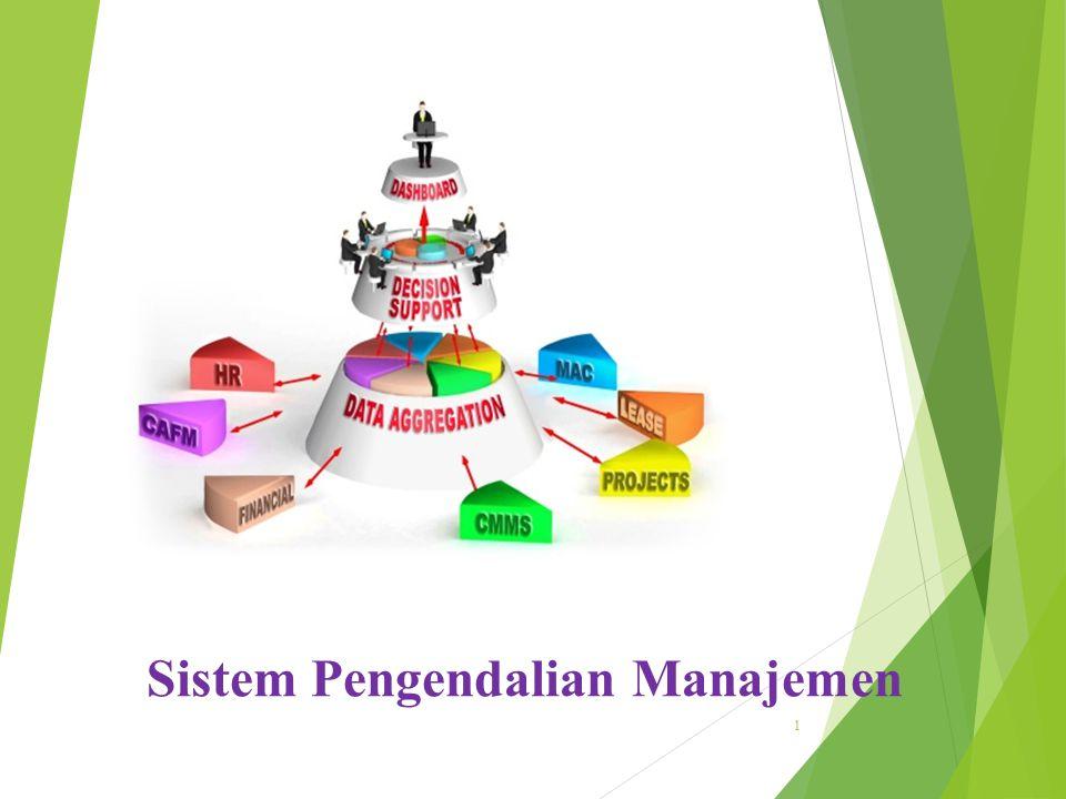 Sistem Pengendalian Manajemen - ppt download