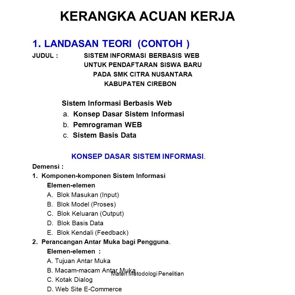 Metodologi Penelitian Program Studi Strata 1 Ppt Download