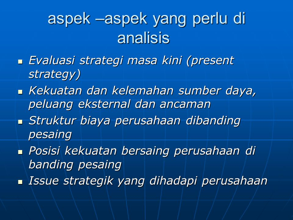 Analisis Internal Perusahaan Farmasi Ppt Download