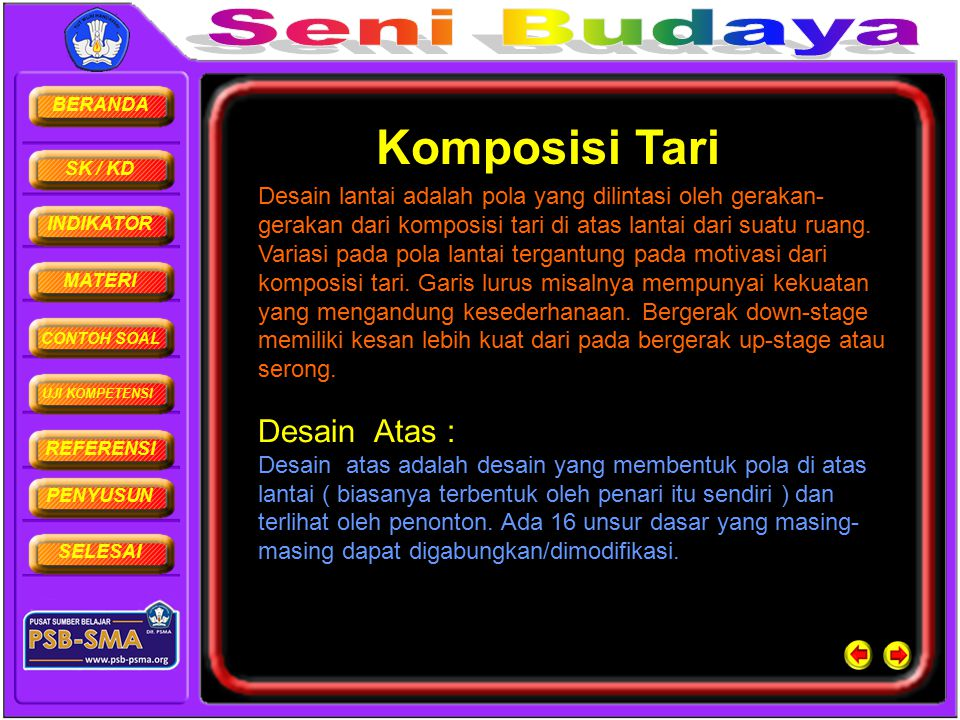 Mengapresiasi Karya Seni Tari Ppt Download