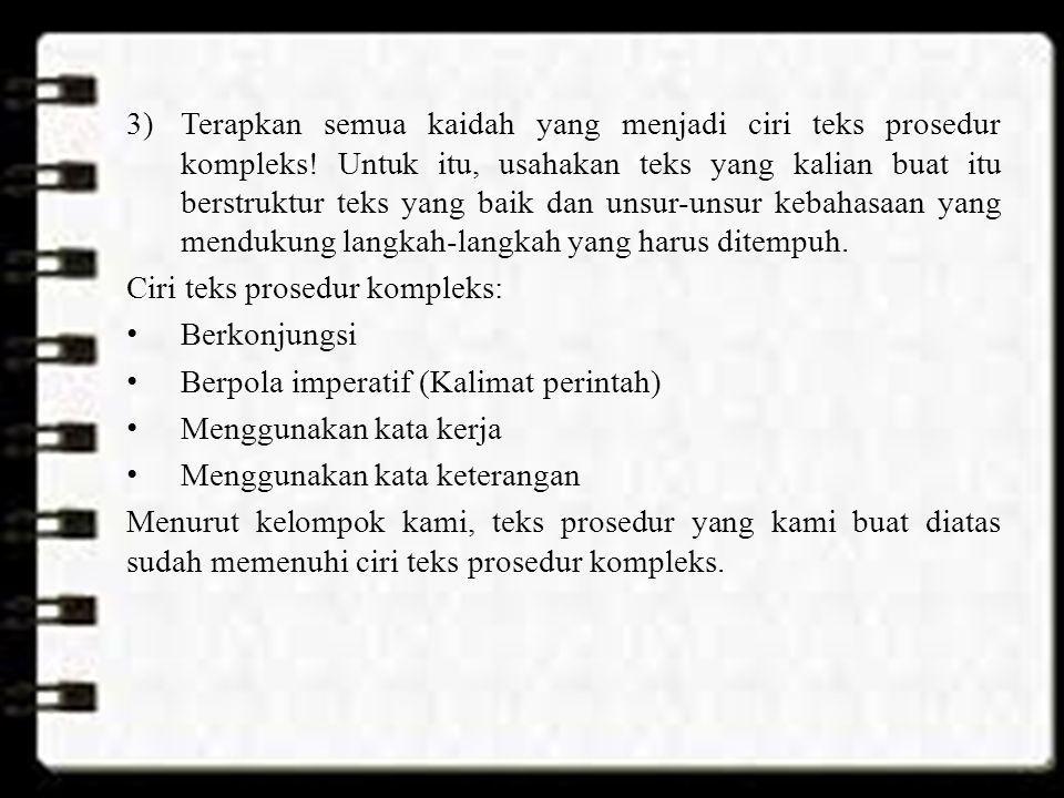 Tugas Bahasa Indonesia Proses Menjadi Warga Yang Baik Ppt Download