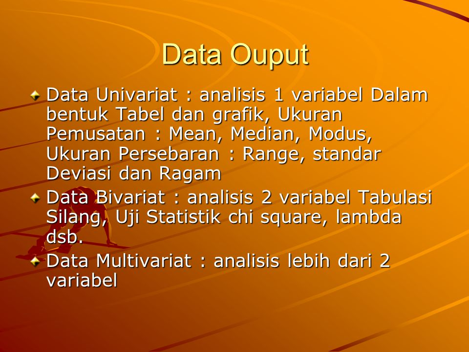 Data Ouput