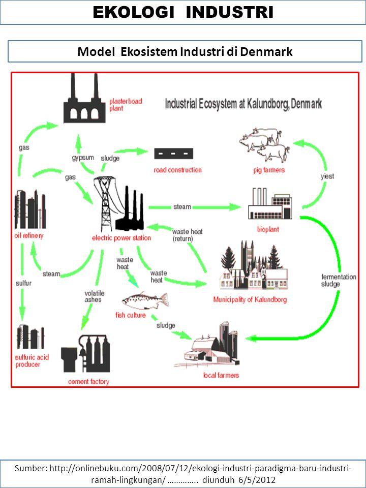 Kajian lingkungan dan pembangunan ppt download model ekosistem industri di denmark ccuart Gallery