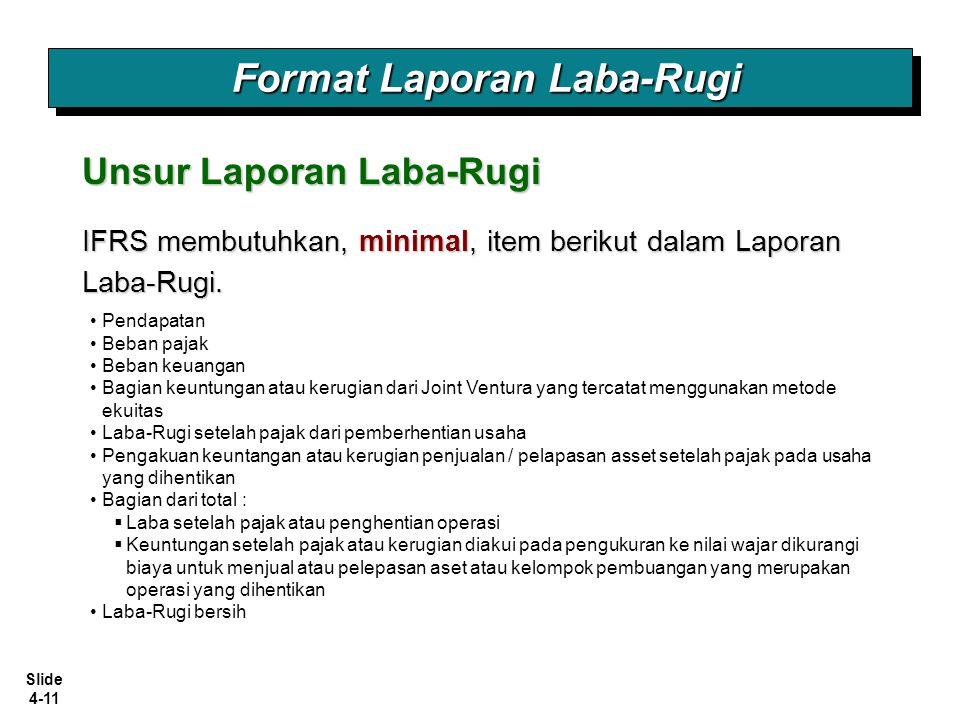 Bab 4 Laporan Laba Rugi Dan Informasi Terkait Intermediate Accounting Ppt Download