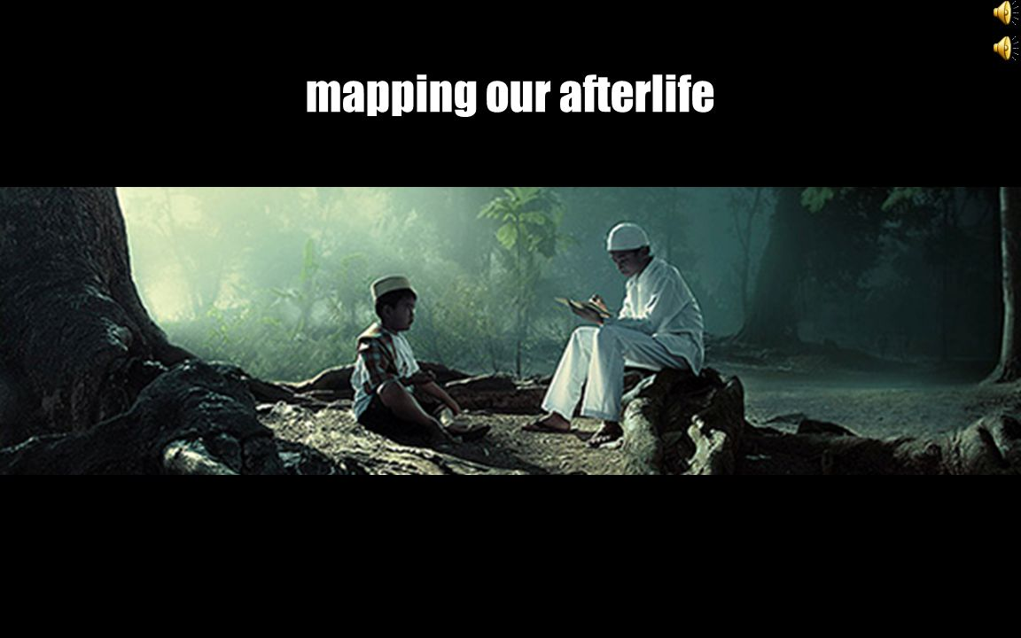 mapping our afterlife
