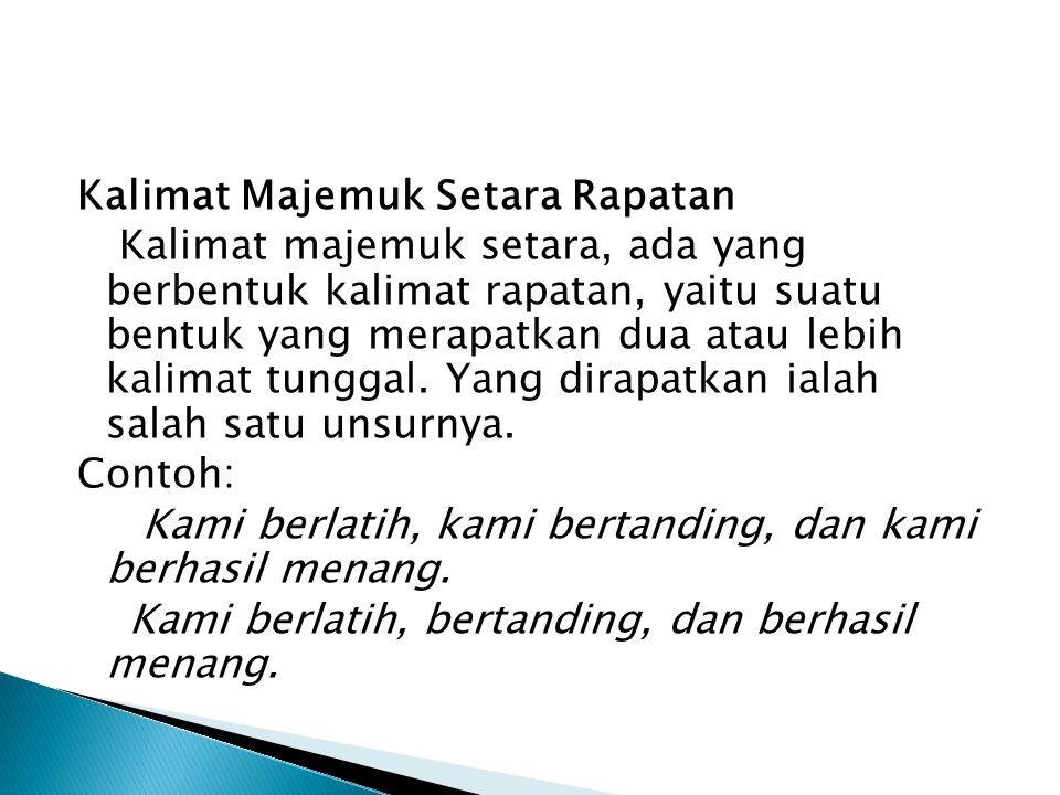 Kalimat Dalam Bahasa Indonesia Ppt Download