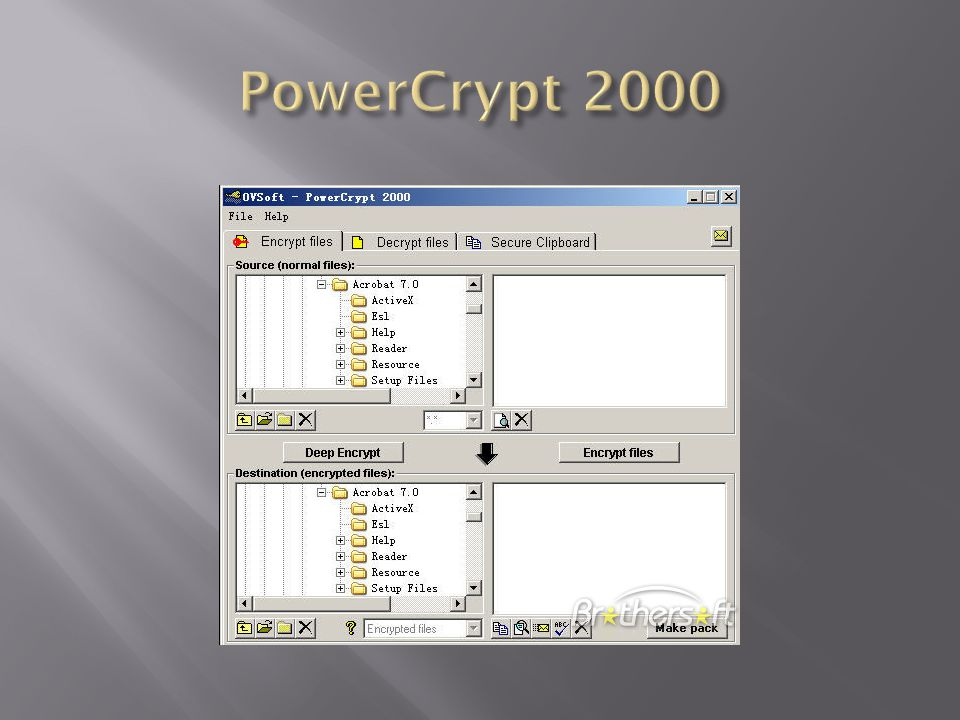 powercrypt 2000