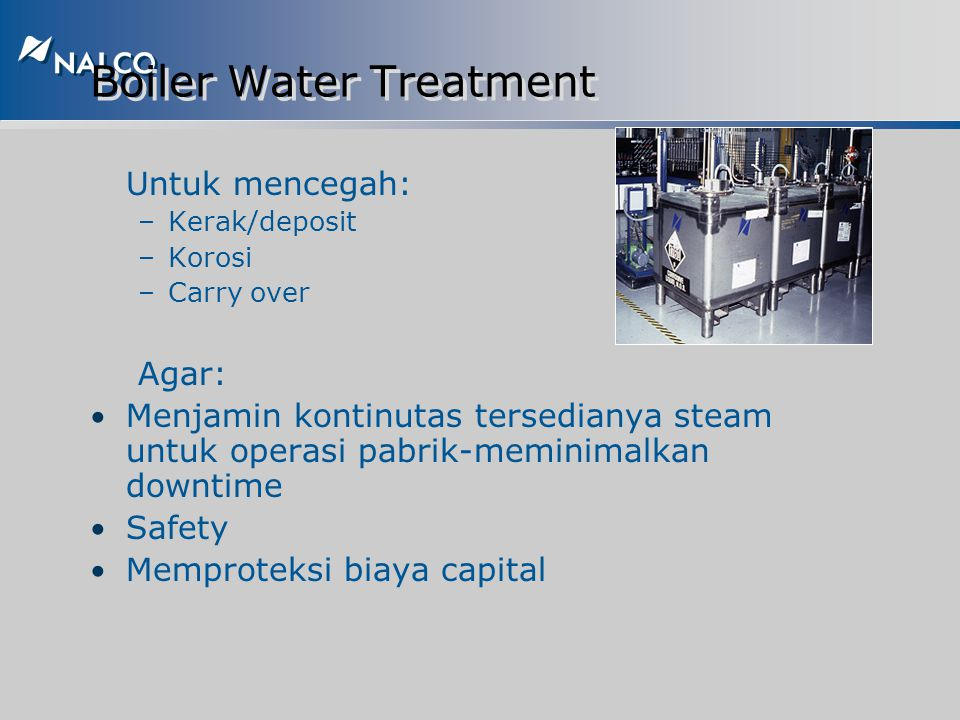 Internal boiler water treatment product chemistry ppt download boiler water treatment ccuart Images