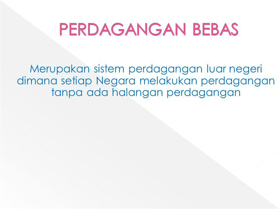 Struktur Ekonomi Indonesia