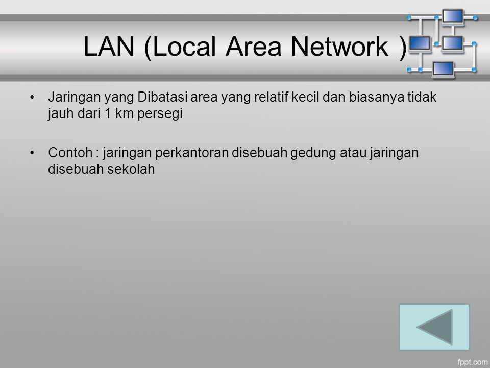 LAN (Local Area Network )