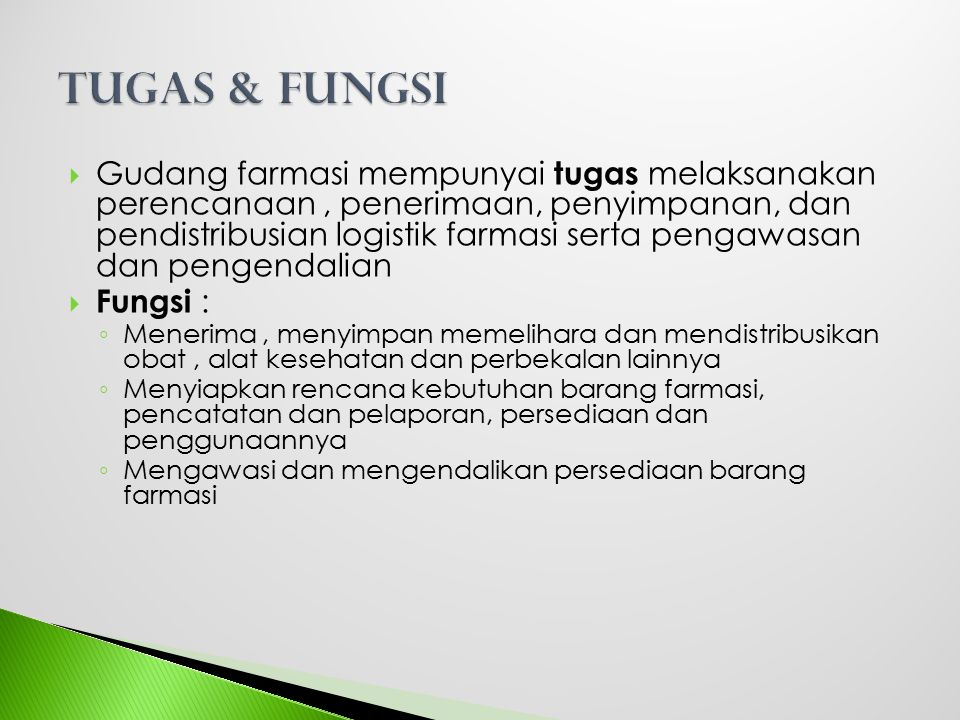 Penerimaan Penyimpanan Ppt Download