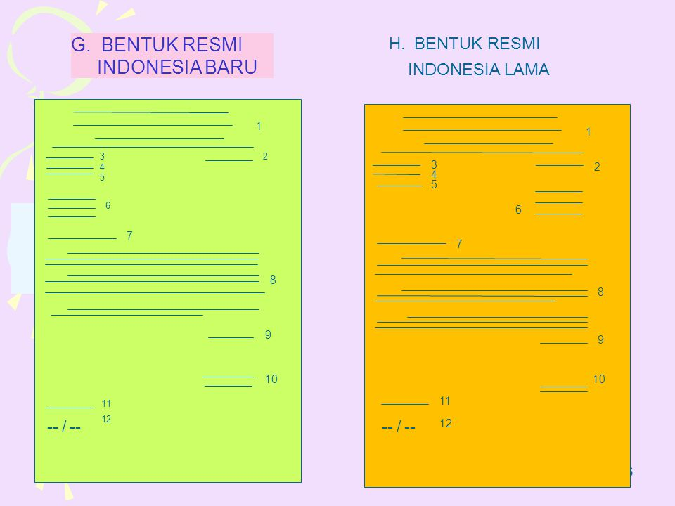 Korespondensi Bahasa Indonesia Ppt Download
