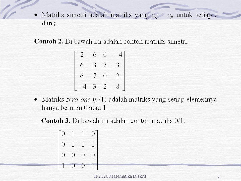 Matriks Relasi Dan Fungsi Ppt Download
