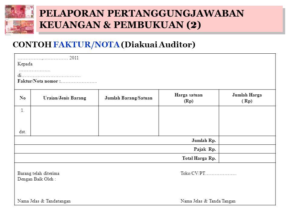 Penyusunan Laporan Dan Pertanggungjawaban Keuangan Ppt Download