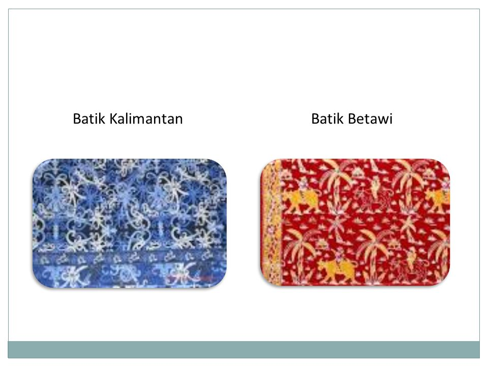 Batik Deskripsi Batik Ppt Download