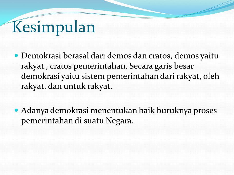 Demokrasi Dan Pendidikan Demokrasi Di Indonesia Ppt Download