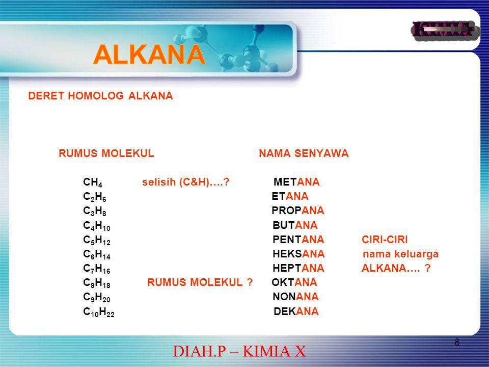 Hidrokarbon Kelas X Oleh Diah Purwaningtyas Sma Negeri 3 Malang Ppt Download