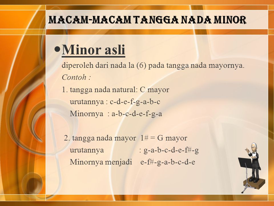 Tangganada Minor Ppt Download
