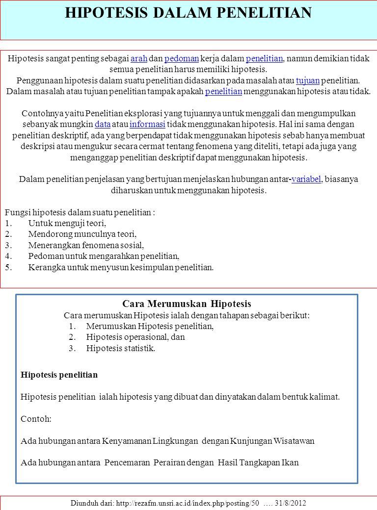 Kajian Lingkungan Metode Survei Dalam Ppt Download