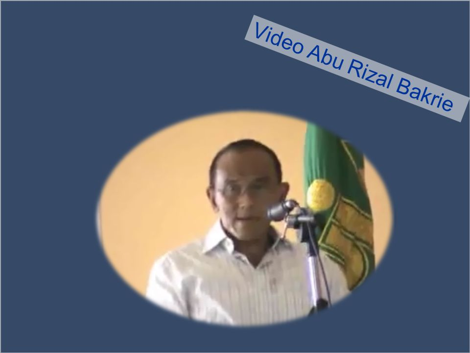 Video Abu Rizal Bakrie