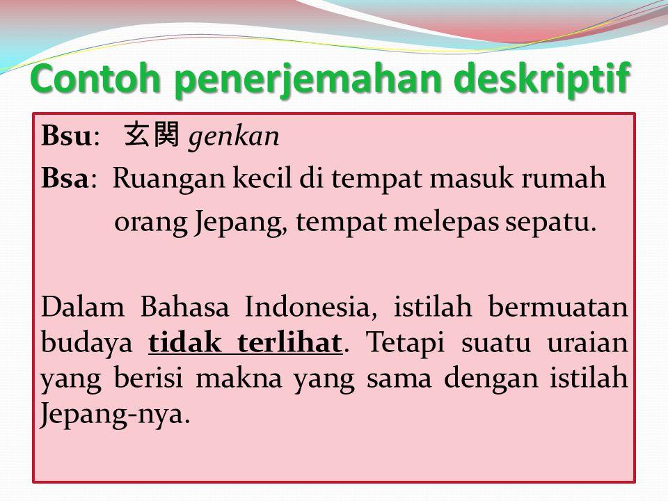 Teori Penerjemahan Bagian Iii Ppt Download